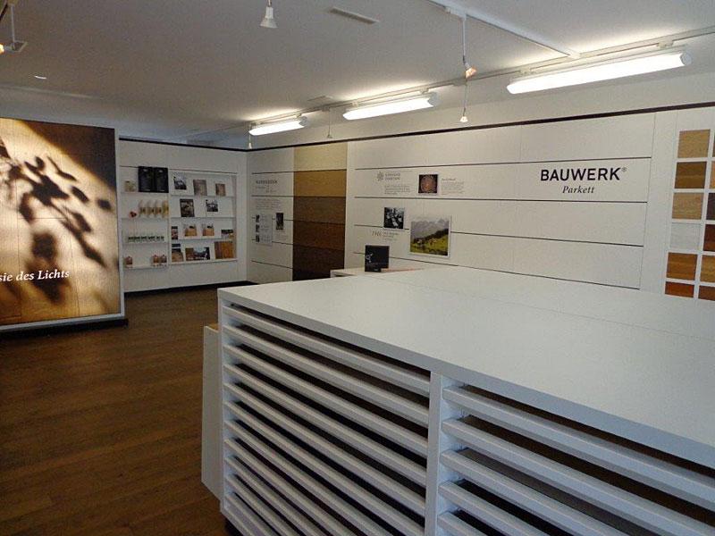 Buhler Partner Bodenbelage Ag Showroom Und Buro Der Buhler